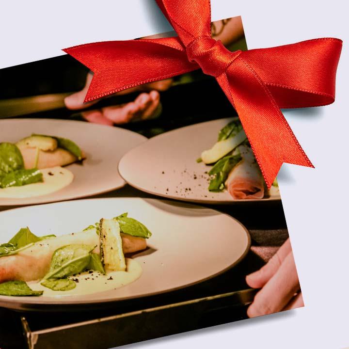 Offrir une Carte Cadeau du Restaurant l'Adress