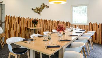 Evénements et Séminaires au Restaurant l'Adress à Niort