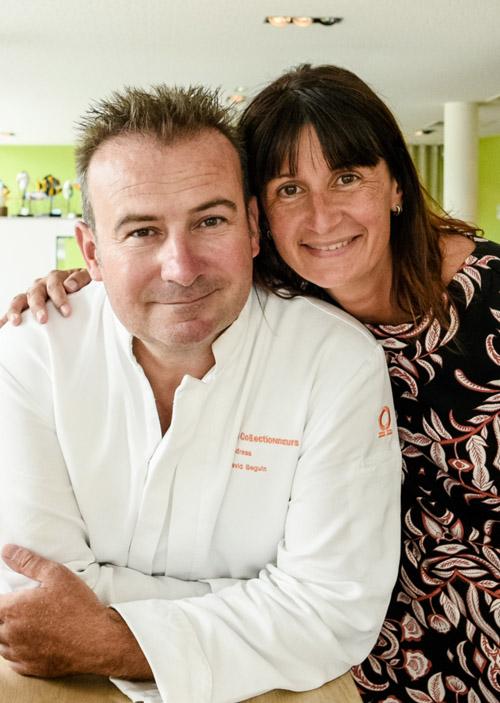 David & Laurence Seguin - Restaurant Gastronomique à Niort Bessines