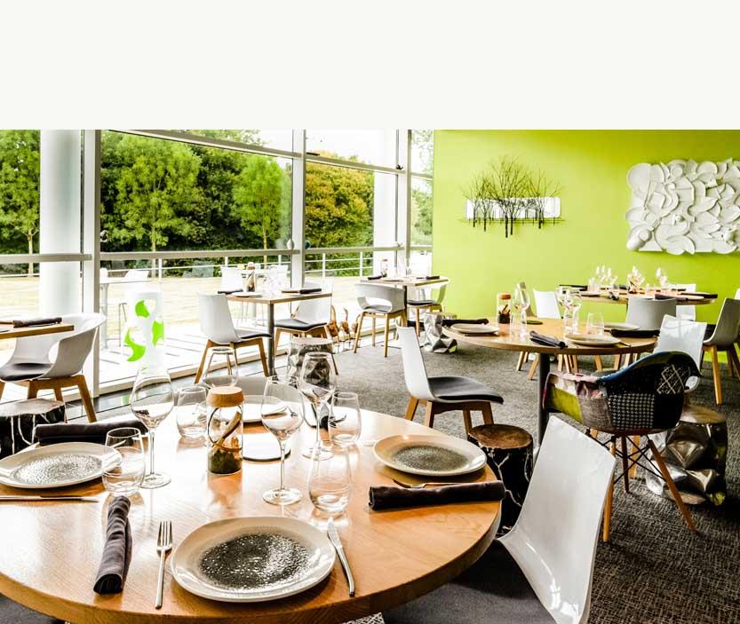 Restaurant l'Adress Maître Restaurateur en Poitou Charentes
